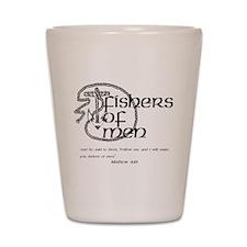Fishers of Men Shot Glass