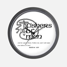 Fishers of Men Wall Clock
