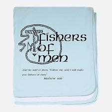 Fishers of Men baby blanket