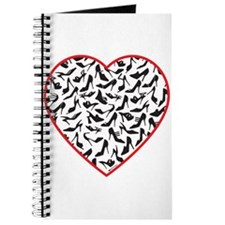 Love shoes Journal