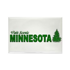 Minnesota golden gophers men's Rectangle Magnet