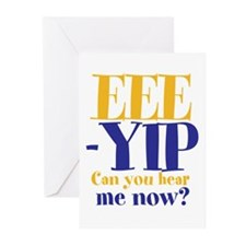 EEE-YIP Greeting Cards (Pk of 10)