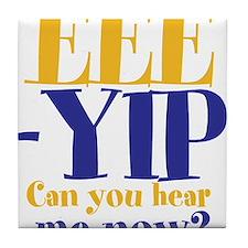 EEE-YIP Tile Coaster