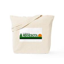Unique Minnesota gophers Tote Bag