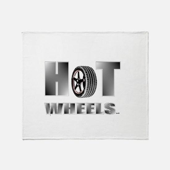 hot wheels Throw Blanket