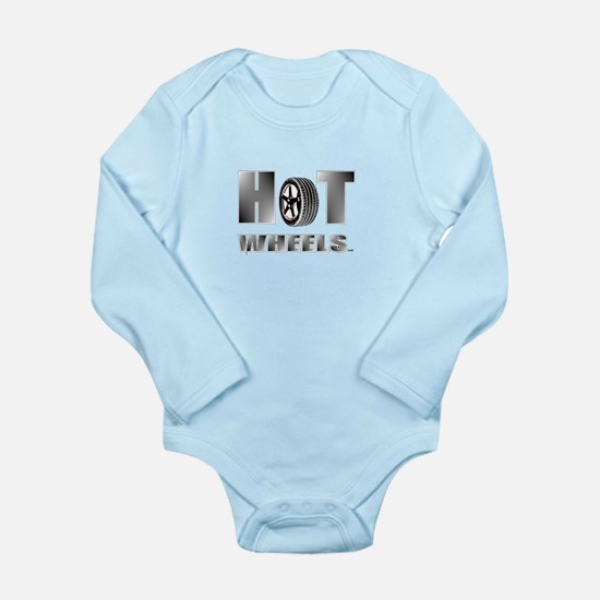 hot wheels Long Sleeve Infant Bodysuit