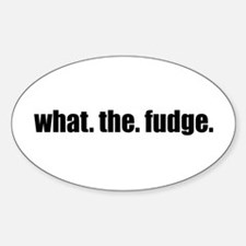 Fudge Decal