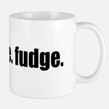 Fudge Mug
