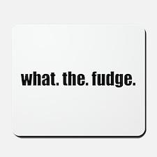 Fudge Mousepad
