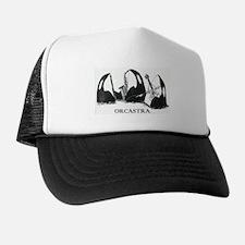 Cute Whales Trucker Hat