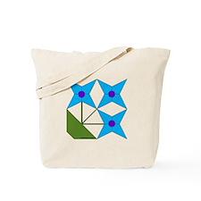 Pot of Snowdrops Tote Bag