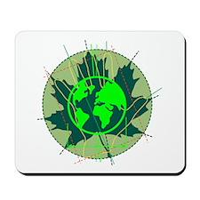 Earth Day, Technical Mousepad
