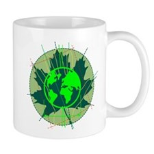 Earth Day, Technical Mug