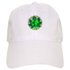 Earth Day, Technical Baseball Cap