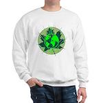 Earth Day, Technical Sweatshirt