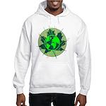 Earth Day, Technical Hooded Sweatshirt