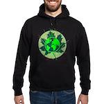 Earth Day, Technical Hoodie (dark)