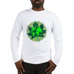 Earth Day, Technical Long Sleeve T-Shirt
