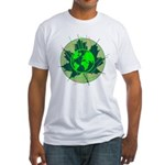 Earth Day, Technical Fitted T-Shirt