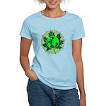 Earth Day, Technical Women's Light T-Shirt