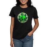 Earth Day, Technical Women's Dark T-Shirt