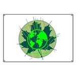 Earth Day, Technical Banner