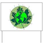 Earth Day, Technical Yard Sign