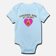 Fireside Girl at Heart Infant Bodysuit