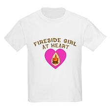 Fireside Girl at Heart T-Shirt