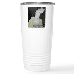 Umbrella Cockatoo 2 Travel Mug