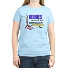 Heroes All Sizes Autism T-Shirt