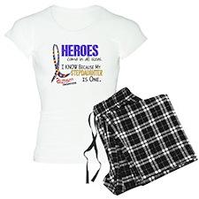 Heroes All Sizes Autism Pajamas