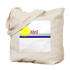 Abril Tote Bag