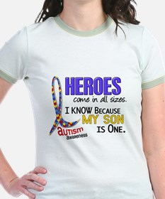 Heroes All Sizes Autism T