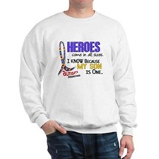 Heroes All Sizes Autism Jumper