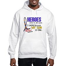 Heroes All Sizes Autism Hoodie