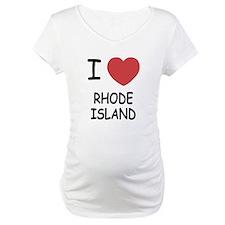 I heart rhode island Shirt