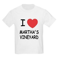 I heart martha's vineyard T-Shirt