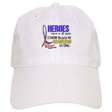 Heroes All Sizes Autism Baseball Cap