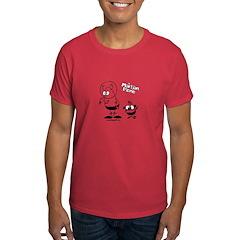 Perplexed Martian Colorful T-Shirt