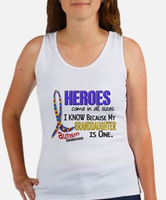 Heroes All Sizes Autism Women's Tank Top