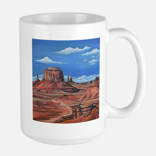 Monument Valley (John Ford point) Mugs