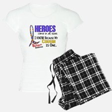 Heroes All Sizes Autism Pajamas