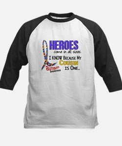 Heroes All Sizes Autism Kids Baseball Jersey