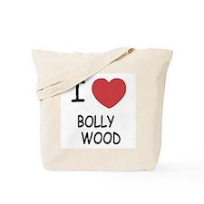 I heart bollywood Tote Bag