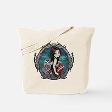 Autumn Owl and Fairy Tote Bag