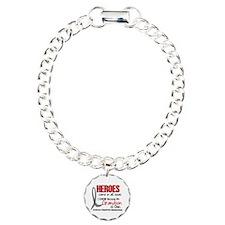 Heroes All Sizes Juv Diabetes Charm Bracelet, One