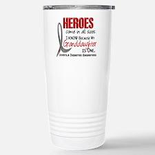 Heroes All Sizes Juv Diabetes Travel Mug