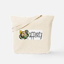 Cafferty Celtic Dragon Tote Bag