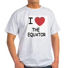 I heart the equator T-Shirt